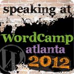 Speak at Wordcamp badge
