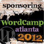 Sponsor WordCamp Badge