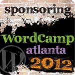 Sponsor of WordCamp Badge