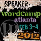 WordCamp Speaker