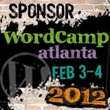 WordCamp 2012 Sponsor