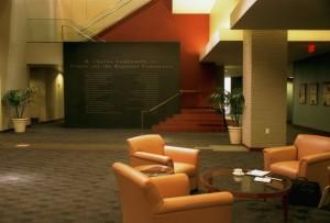Loudermilk Center Lobby
