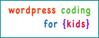 WordPress Kids Camp