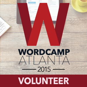 WordCamp Atlanta - Volunteer