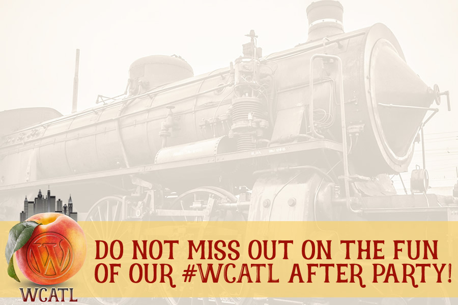 You Will Not Want To Miss This #WCATL Fun!